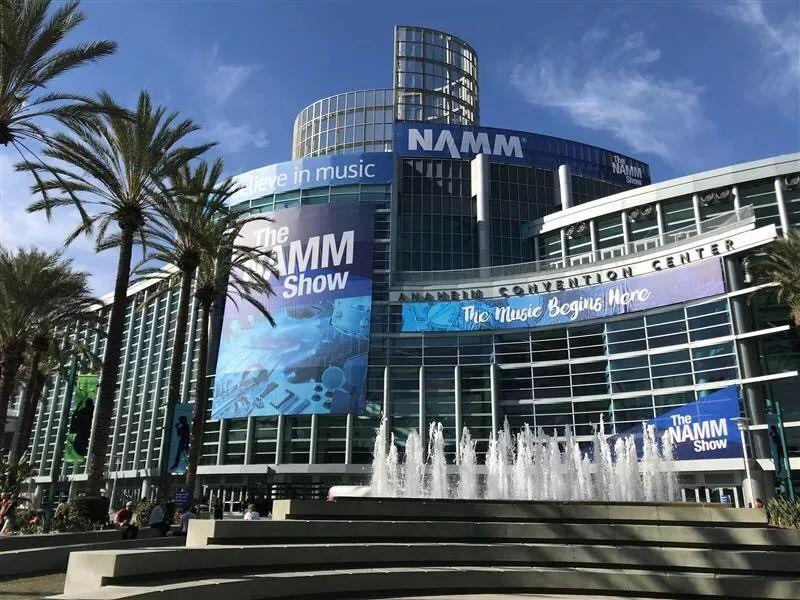 Lewitt @ 2018 NAMM 美国安纳海姆国际乐展精彩集锦