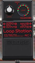 BOSS 将限期一年推出 RC-1 黑色限量版 RC-1-BK