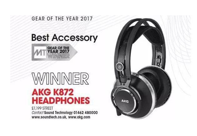 外媒年度较佳:AKG K872 让声音无处可逃,精细还原
