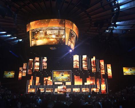 SENNHEISER 在 2018 年格莱美颁奖典礼上为获奖者提供无线解决方案