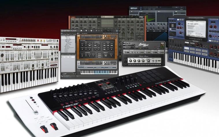 整合强大的控制力——Nektar 品牌 MIDI 控制设备