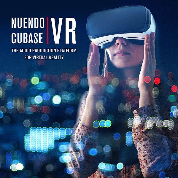 中文视频:体验 Steinberg VR 尽在 GDC 2018