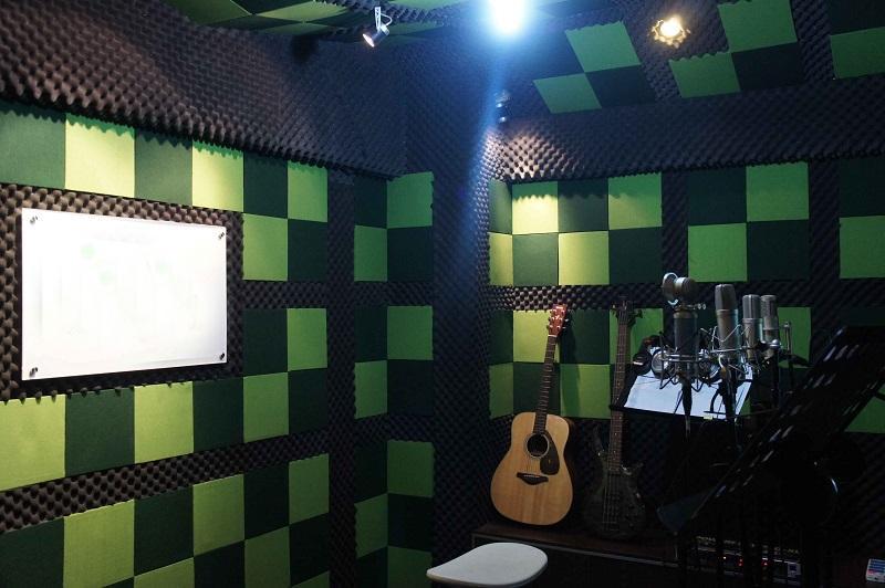 上海某动中型录音棚高品质设备方案