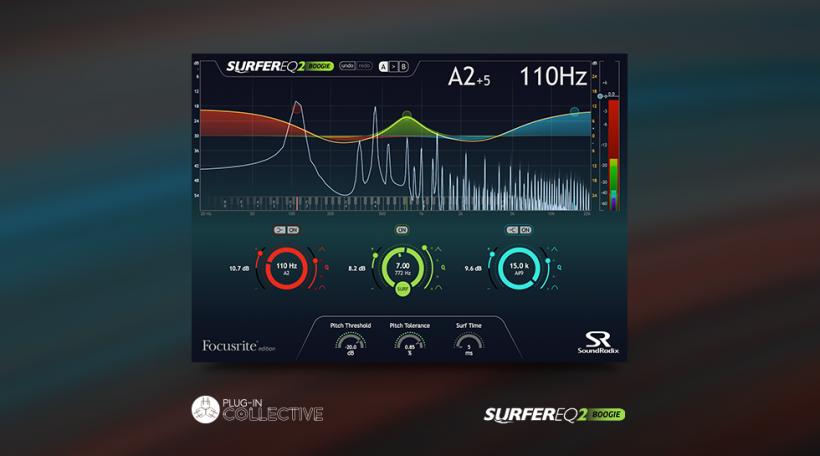 Focusrite 用户福利:免费的 Focusrite 插件集锦 X Sound Radix