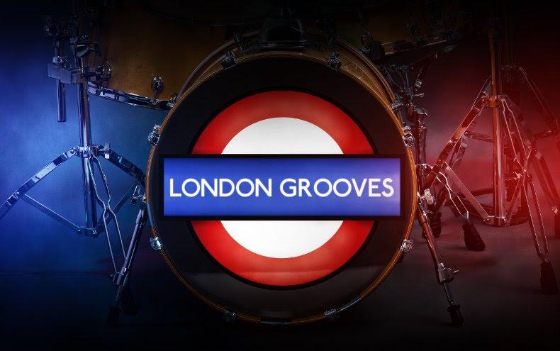 IK Multimedia 带来 London Grooves,将原声鼓乐器带入 SampleTank 3