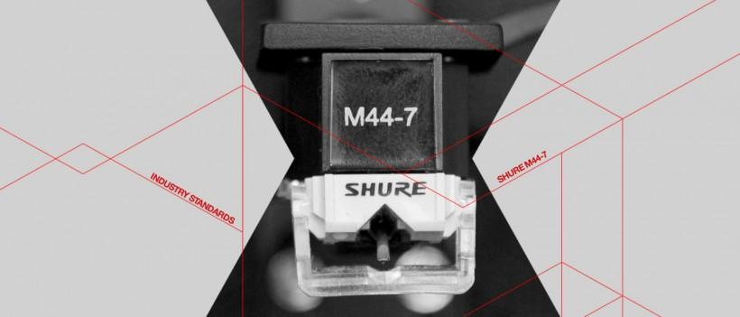 Shure 正式停产黑胶唱头,DJ 标准唱头不复存在?