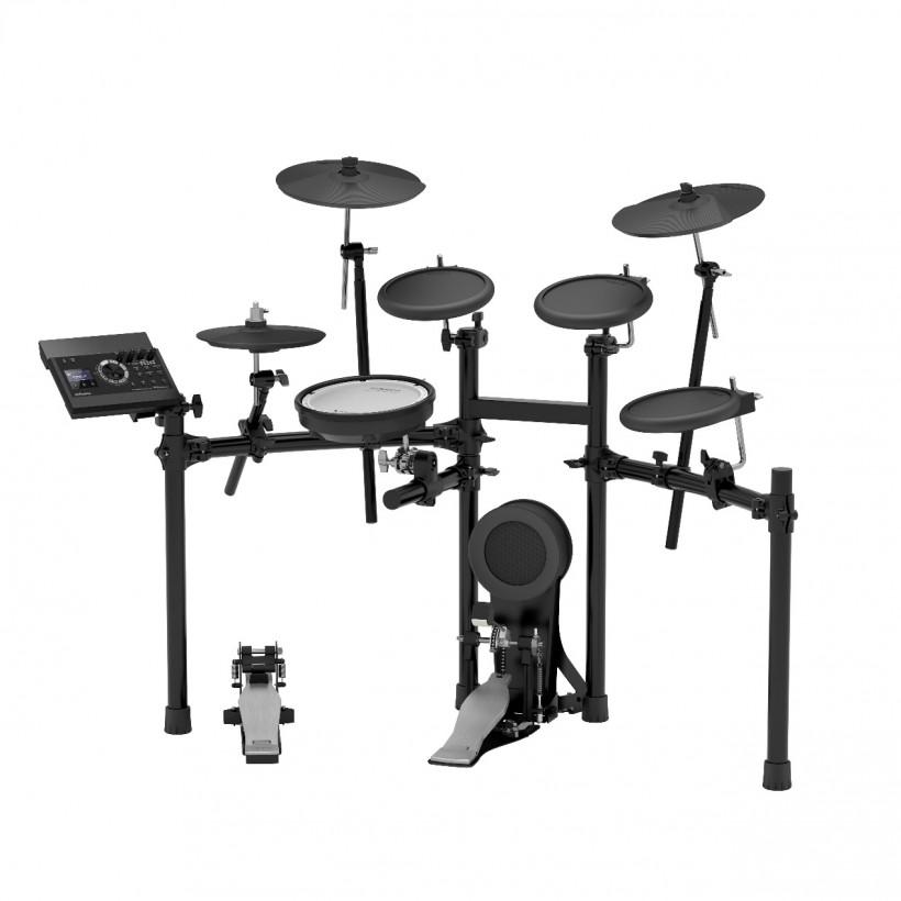 Roland 发布家庭练习电鼓 TD-17K-L,助你更快成长为一名更出色的鼓手