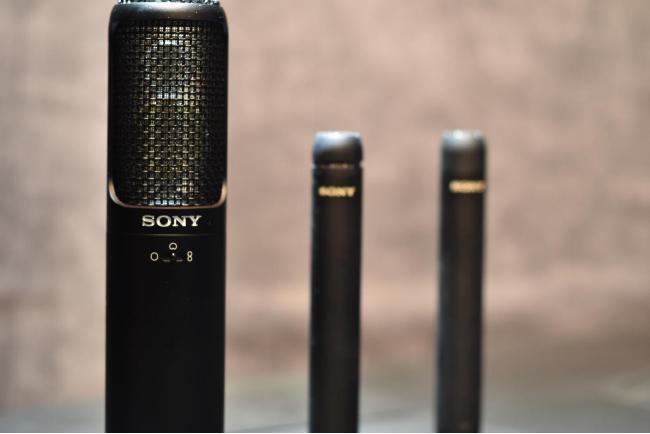浅谈 Hi-Res Sony C-100、ECM-100U、ECM-100N 高清话筒