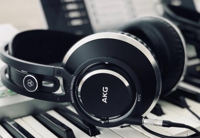 母带级监听耳机——AKG K872 试听与简评