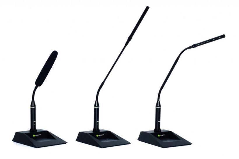 LEWITT 推出专业会议系列话筒