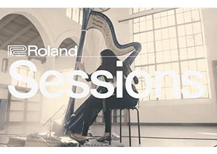 Roland Sessions | 原来竖琴还可以这么玩
