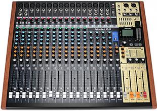 TASCAM 发布 Model 24 数字多轨录音机