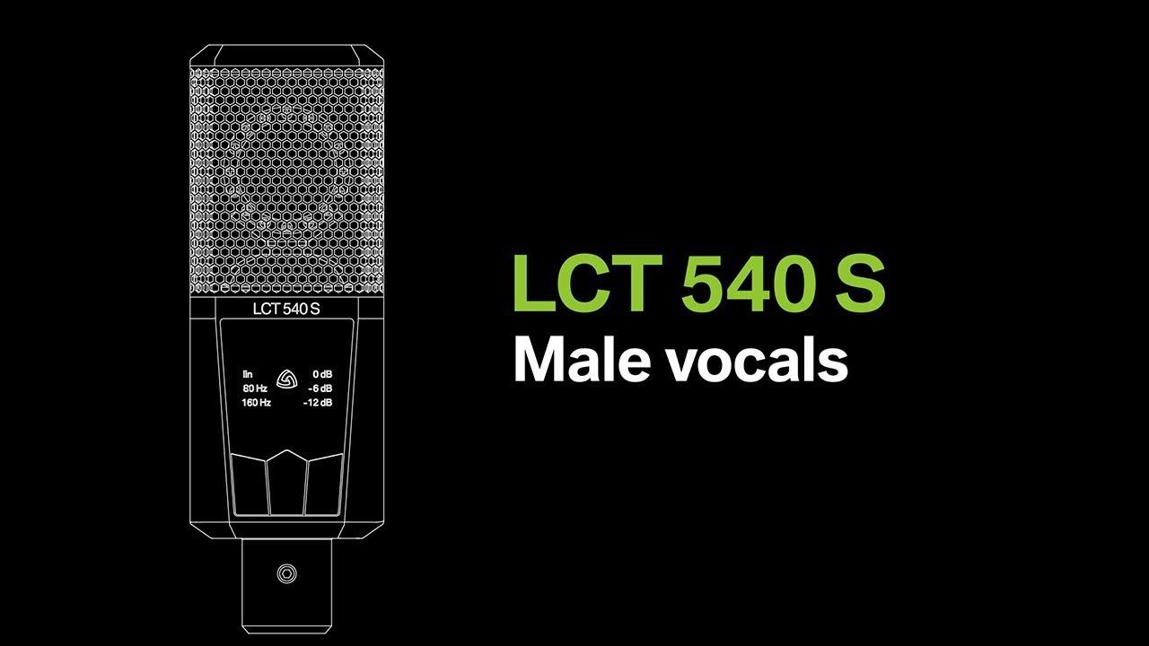 莱维特LCT540S 新一代亚零麦克风