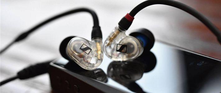 耳机发烧:简评一条还未发售的森海塞尔千元专业级随身耳机——IE40Pro