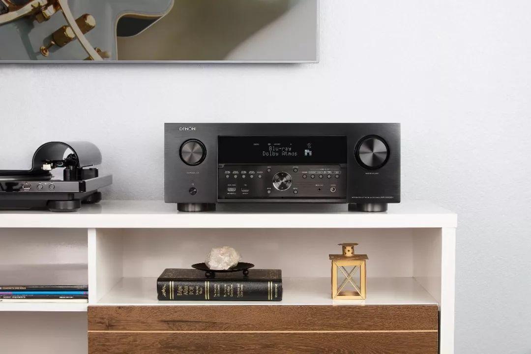 新品 | Denon推出全新强大输出功率和较先进3D环绕声音效的高品质AV接收机