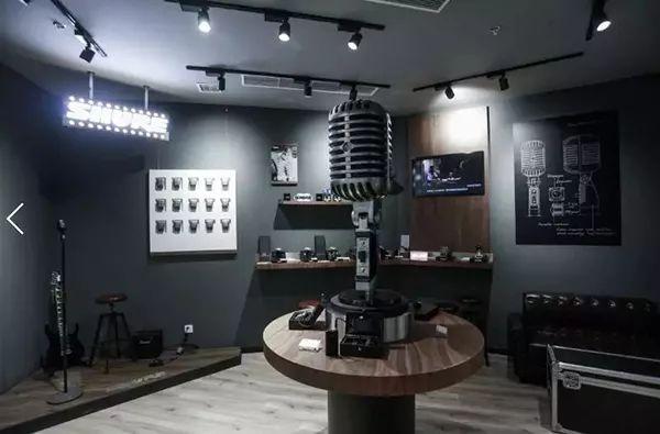 不容错过:好玩又好听的全新舒尔体验店开业了!
