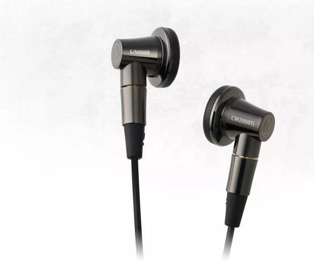 新品   迷你耳机也拥大振膜 Audio-Technica ATH-CM2000Ti