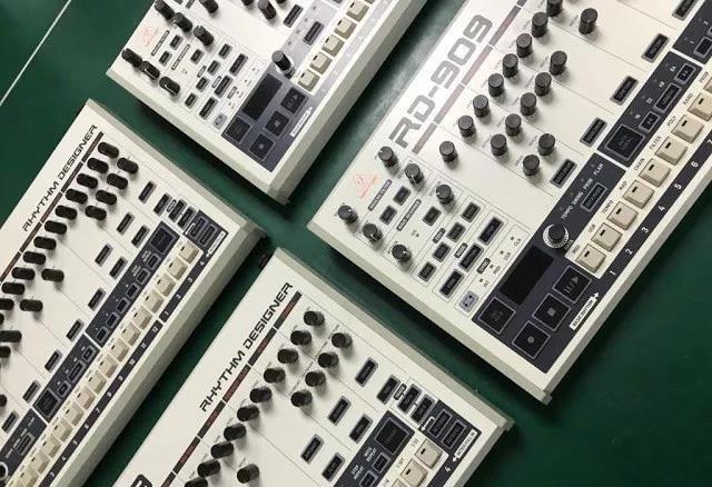 向 Roland TR-909致敬,Behringer DR-909 即将问世