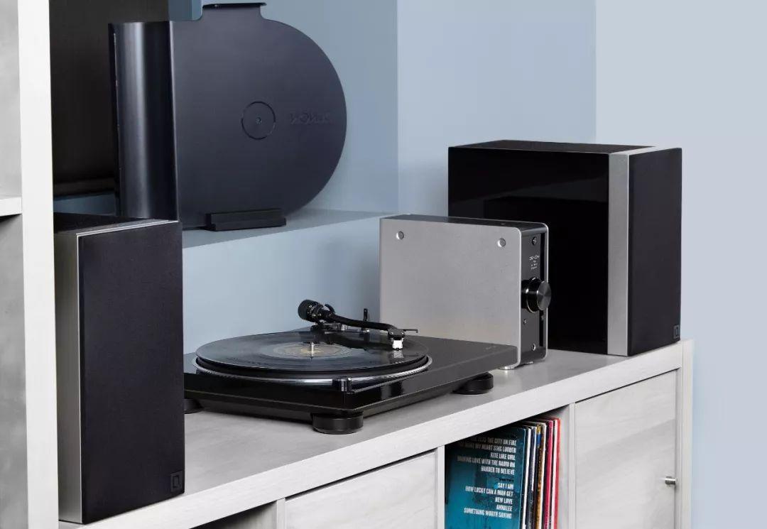 新品上市!Denon天龙 DP-400/DP-450USB 黑胶唱片播放机