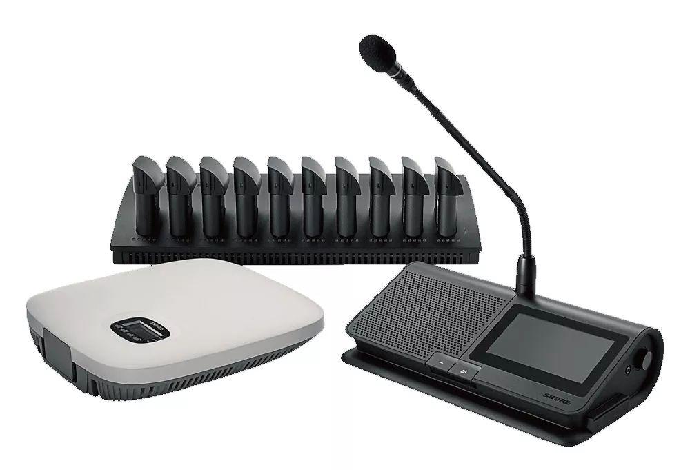 Shure更新会议系统产品