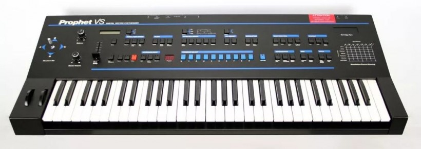 Yamaha SY22 和 Korg Wavestation 的技术来源:Sequential Prophet VS