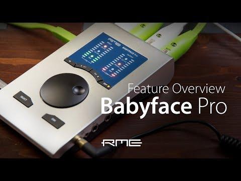 人小鬼大:RME Babyface Pro 超便携音频接口居然有这么多功能?