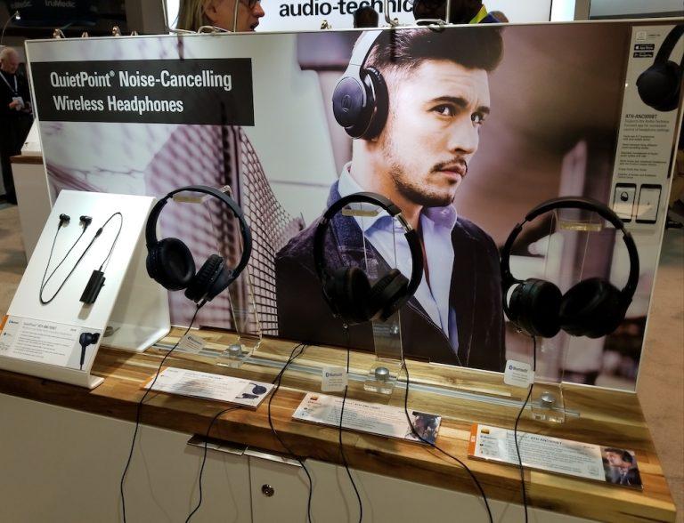 铁三角在 CES 2019 疯狂发布耳机和黑胶唱机系列新品