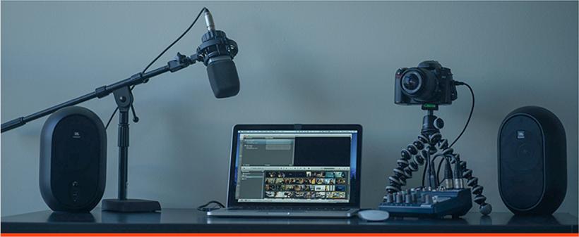 JBL 发布针对家庭音乐人在桌面使用的 One Series 104 监听音箱