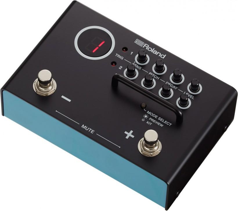 开启混合套鼓演绎之旅:Roland 发布 TM-1 触发器音源
