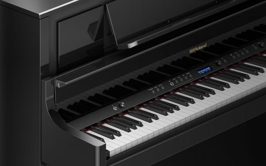 非同凡响,Roland 罗兰全新一代电钢琴LX700系列耀然上市
