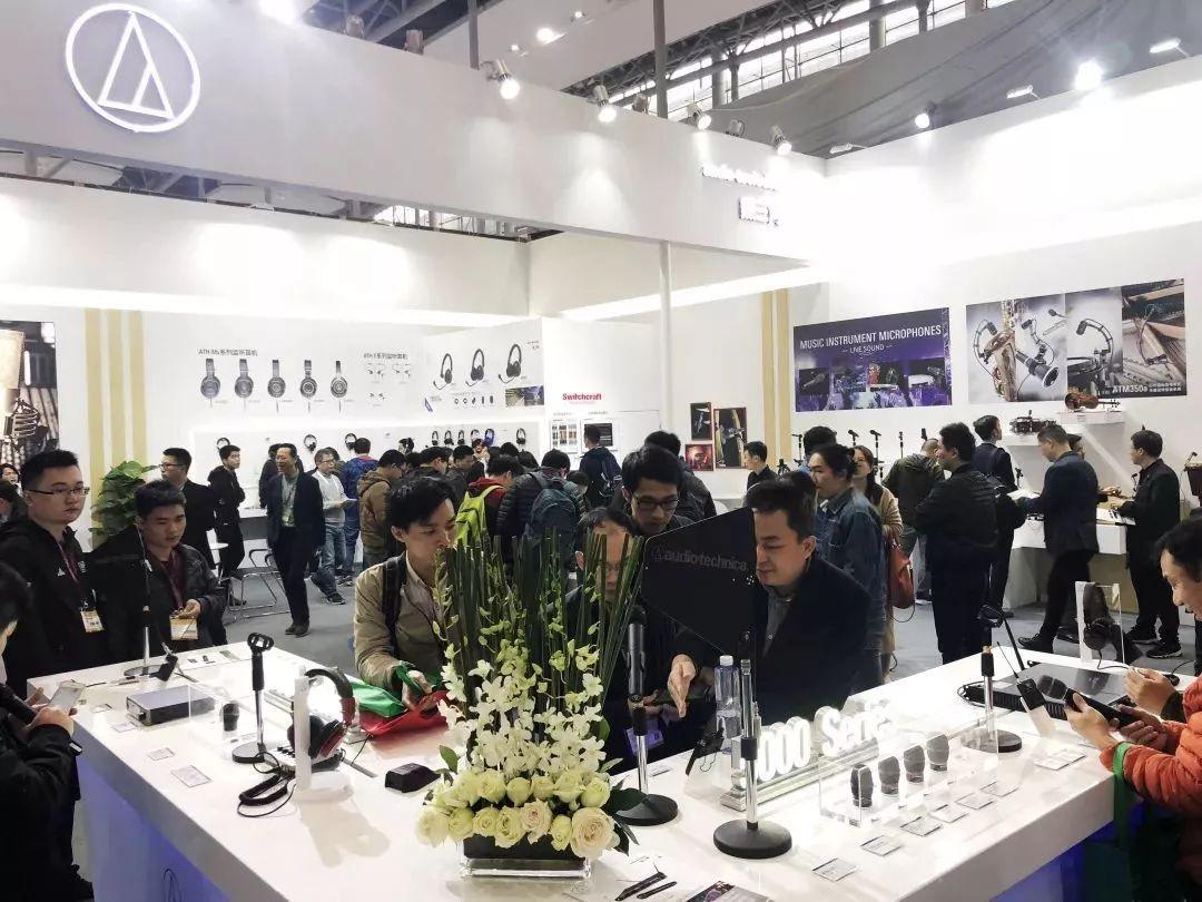 新品重磅来袭!铁三角2019广州国际专业灯光音响展备受瞩目