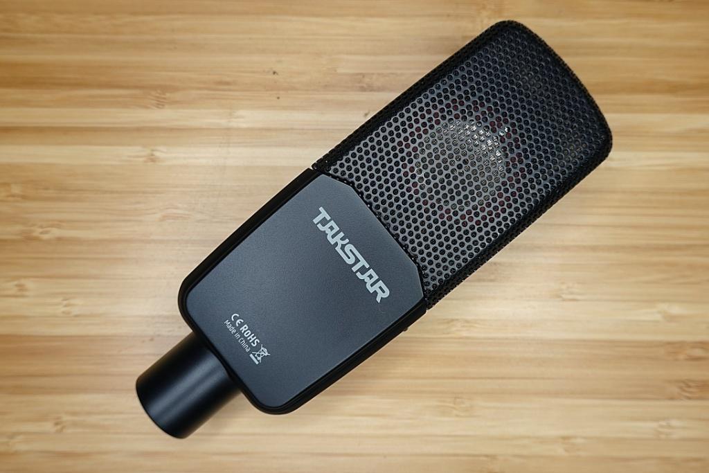 评测:得胜 TAK55 电容话筒-轻松获得理想的录音效果