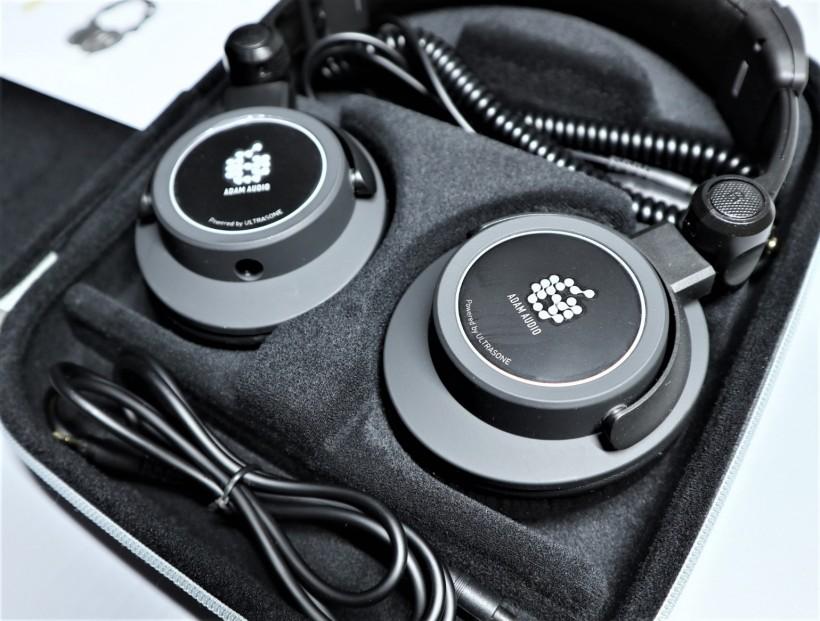 监听新贵、新选择:ADAM STUDIO PRO SP-5 参考级监听耳机试用体验
