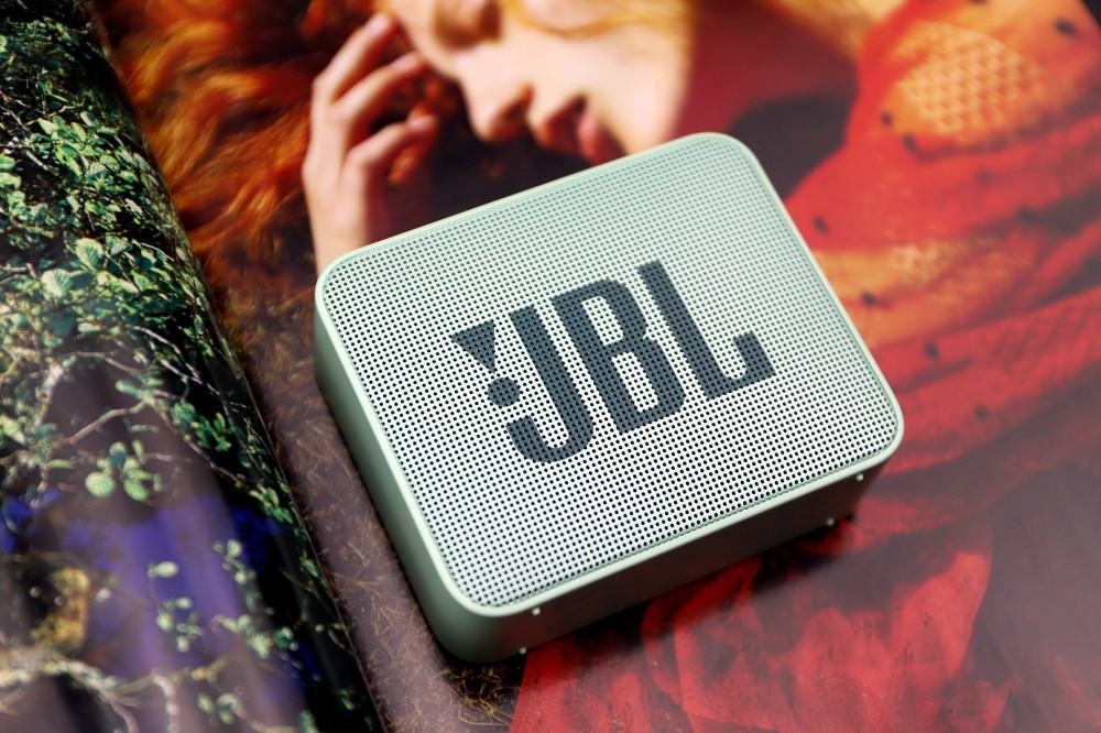 颜值高品质、音质欠佳,JBL GO2蓝牙音箱体验