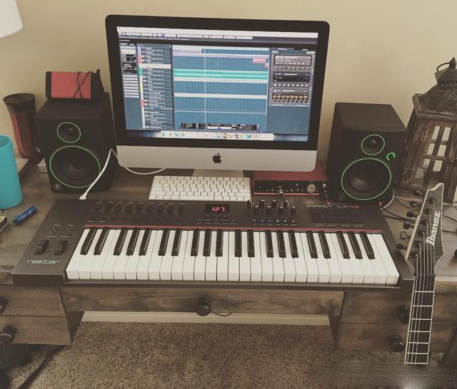 就算你不懂弹琴,你也可以用MIDI键盘代替鼠标!