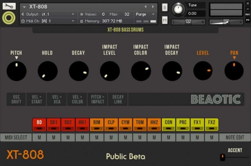 『福利』Beaotic XT-808 Beta 和全功能版本免费下载