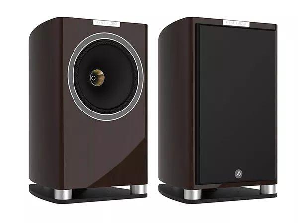 新品 | 承袭F1旗舰技术:Fyne Audio F700书架音箱