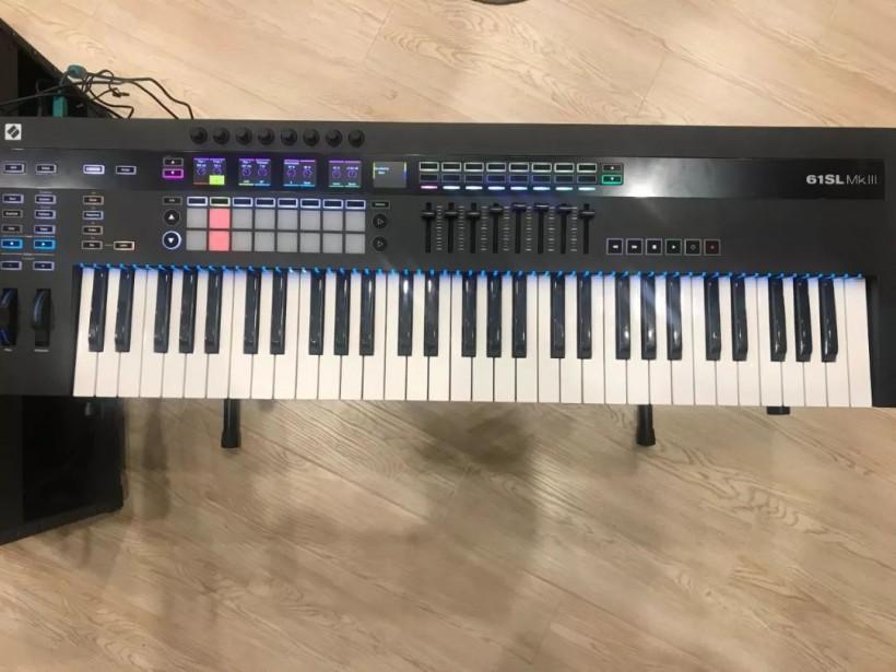 诺维逊Novation 61 SL Mk3 上手报告:改变了我对 MIDI 键盘的看法