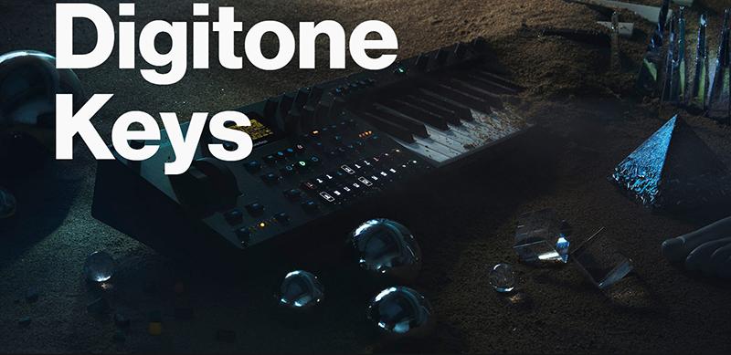 【新品】释放你的甜蜜梦想:Elektron发布Digitone Keys 八复音数字合成器