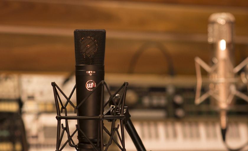 Warm Audio WA-47麦克风评测,Neumann U47复刻品