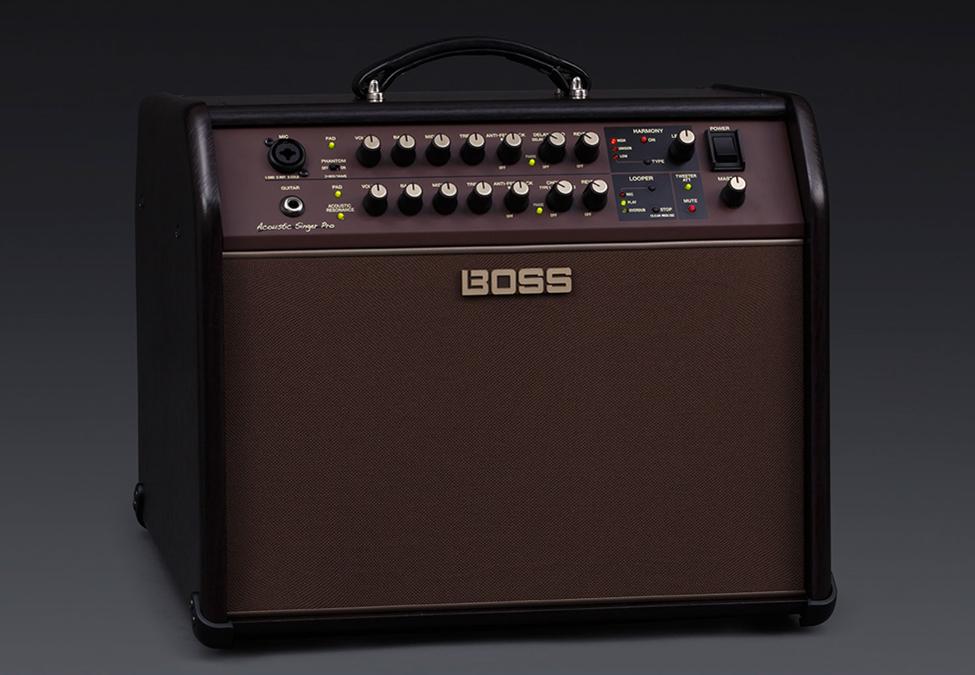 BOSE博士ACS电箱琴音箱,三个基本功能的操作指南