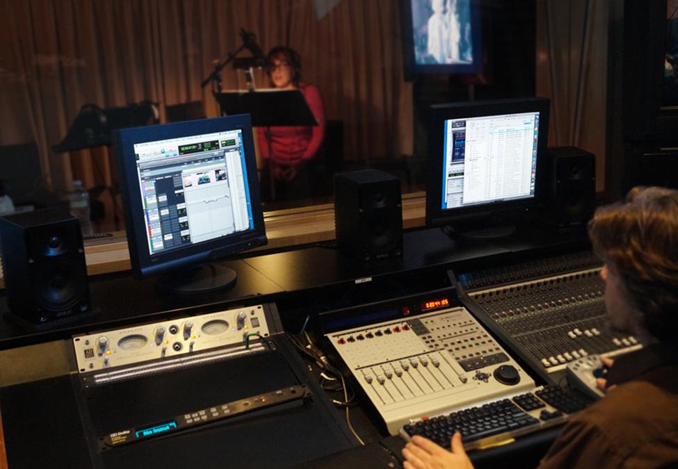 人声录音后期怎么处理,尤其是那些比较困难的?