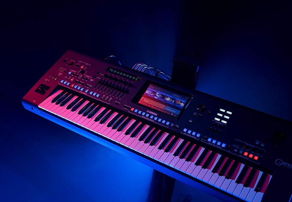 雅马哈YAMAHA Genos键盘怎么样?职业酒吧乐手专业评测