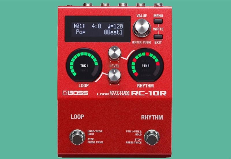 Roland罗兰新品发布  RC-10R节奏循环音乐工作站