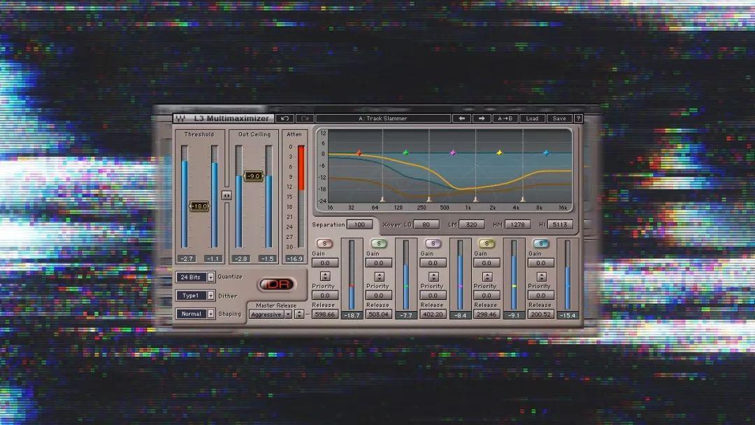 干货丨详细了解,混音和母带处理中的音频抖动Dither