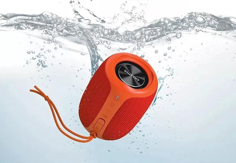 创新Muvo Play智能蓝牙音箱 新品上市