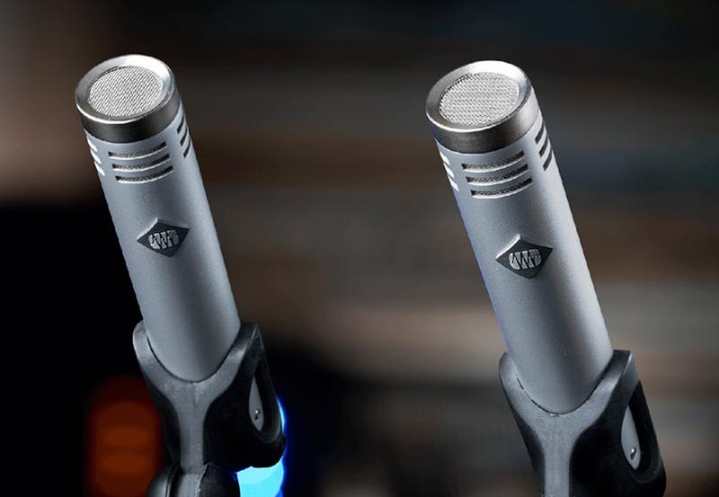 PreSonus发布两款麦克风PX-1/PM-2,分别适合人声和乐器录制
