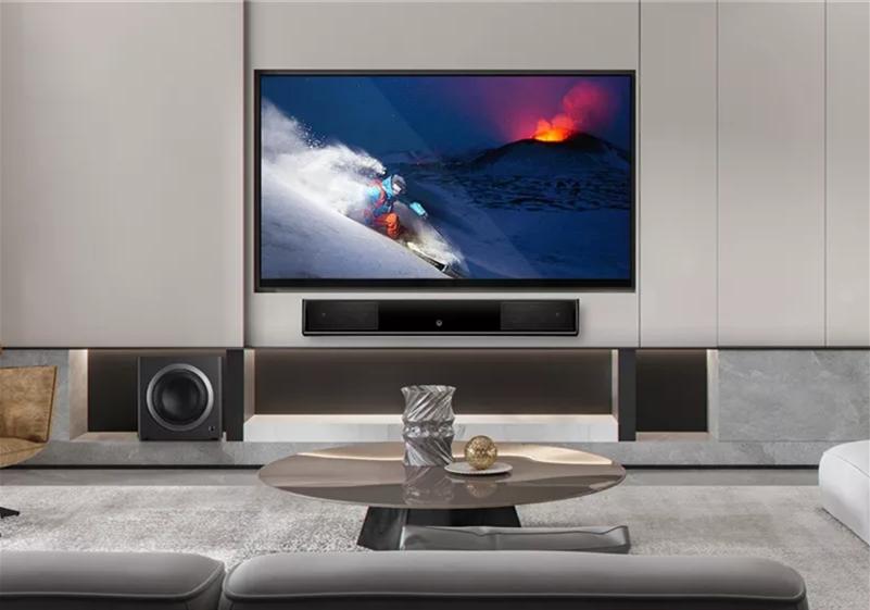 HiVi惠威 K1000无线Soundbar有源音响 产品详细介绍