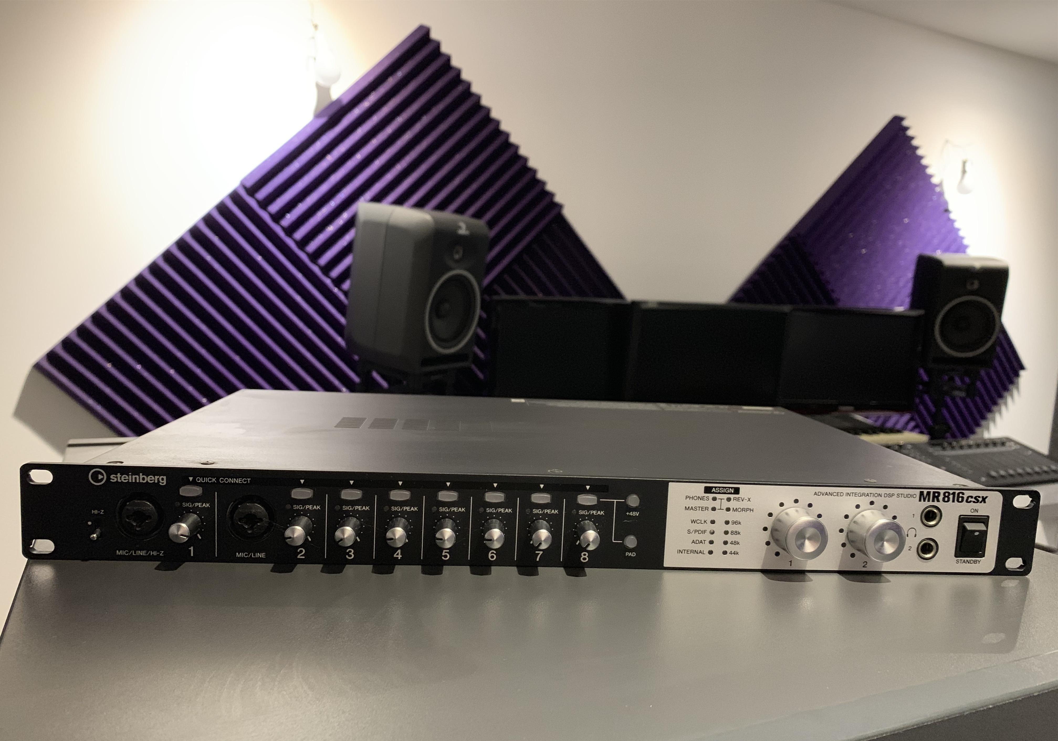 Steinberg 发布 MR 系列音频接口 Tools 更新