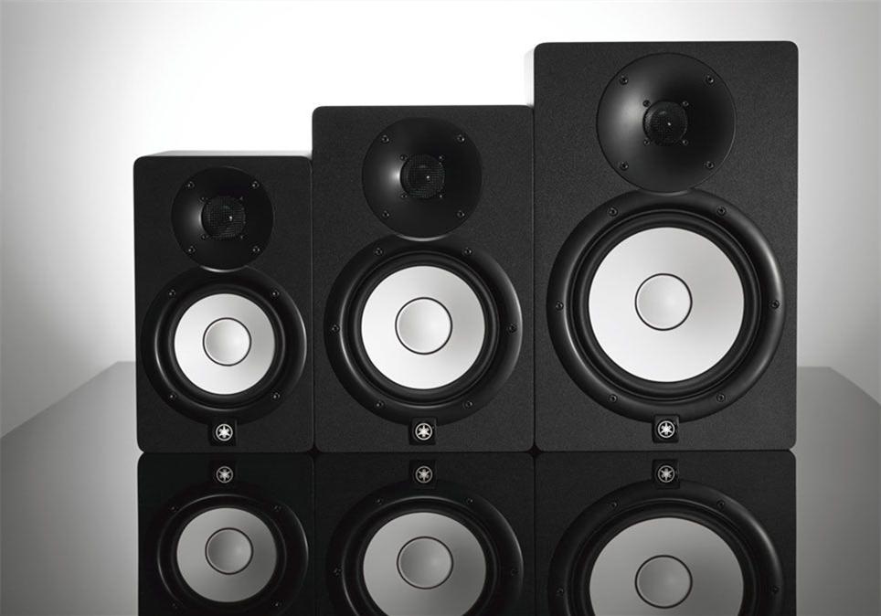 雅马哈近场监听音箱 HS系列黑白盆有源监听音箱 产品介绍